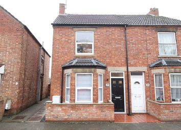 Thumbnail 3 bed semi-detached house for sale in Electric Station Road, Sleaford, Lincolnshire