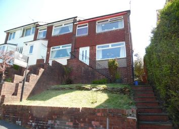 Thumbnail 3 bed semi-detached house for sale in Dalehead Drive, Shaw, Oldham