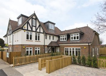 Thumbnail 3 bed flat for sale in Common Road, Claygate, Esher, Surrey