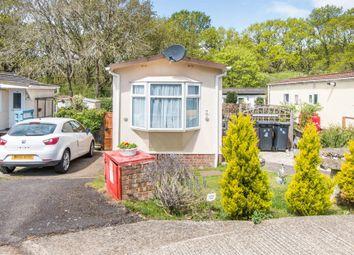 Thumbnail 2 bed mobile/park home for sale in Bishopstoke Lane, Brambridge, Eastleigh