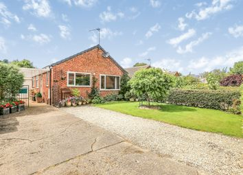 Thumbnail 2 bed detached bungalow for sale in Back Lane, North Duffield, Selby