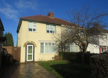 Thumbnail 3 bed semi-detached house to rent in Green Lane, Tettenhall, Wolverhampton