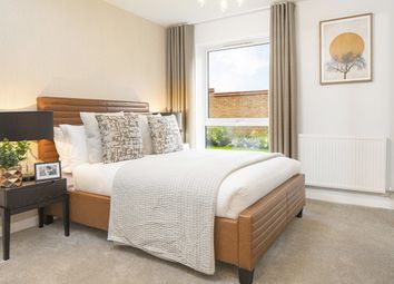 "Thumbnail 2 bedroom flat for sale in ""Chambray House"" at Hackbridge Road, Wallington"