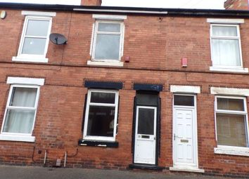 Thumbnail 2 bed terraced house for sale in Burnaby Street, Old Basford, Nottingham, Nottinghamshire