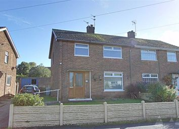 Thumbnail 3 bed semi-detached house to rent in Whitewater Road, New Ollerton, Newark, Nottinghamshire