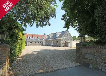 Thumbnail 6 bed semi-detached house for sale in Les Ruettes, St. Saviour, Guernsey