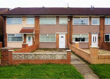Thumbnail 3 bed terraced house for sale in Avis Walk, Liverpool