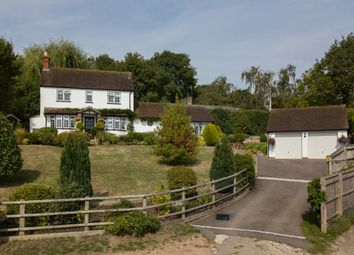 Thumbnail 3 bed detached house for sale in Knowl Hill, Reading