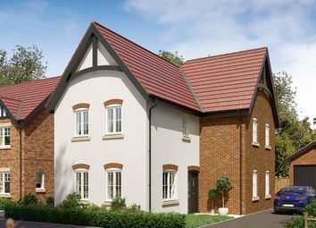 "Thumbnail 4 bed detached house for sale in ""The Hartlebury"" at Wingfield Road, Alfreton"