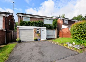 Thumbnail 3 bed detached house for sale in Church Hill Close, Solihull