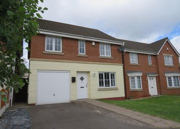Thumbnail 4 bed detached house to rent in Callaghan Drive, Tividale, Oldbury
