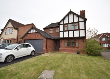 Thumbnail 4 bed detached house to rent in Cathrow Way, Thornton-Cleveleys, Lancashire