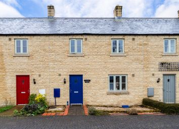 Thumbnail 3 bedroom terraced house for sale in Hidcote Close, Bourton-On-The-Water, Cheltenham