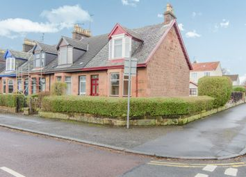 Thumbnail 2 bed end terrace house for sale in Carnwath Avenue, Newlands, Glasgow