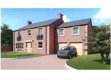 Thumbnail 5 bed detached house for sale in Hackforth, Bedale