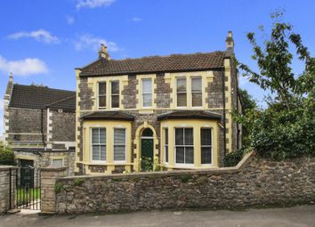 Thumbnail 4 bedroom detached house for sale in Hill Road, Weston-Super-Mare, Avon