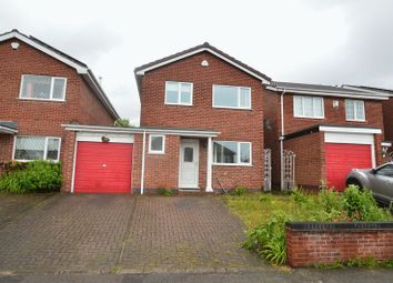 Thumbnail 3 bed detached house for sale in St. Albans Road, Bulwell, Nottingham