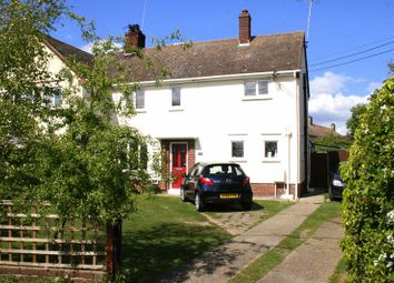 Thumbnail 3 bed property for sale in Frinton Road, Thorpe-Le-Soken, Clacton-On-Sea