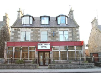 Thumbnail Hotel/guest house for sale in West Church Street, Buckie
