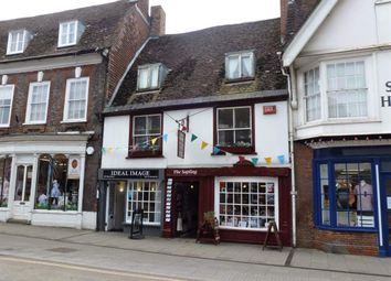 Thumbnail Retail premises for sale in Blandford Forum, Dorset