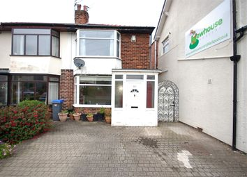 3 bed semi-detached house for sale in Newhouse Road, Blackpool, Lancashire FY4