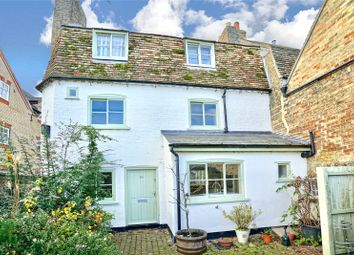 Thumbnail 3 bed semi-detached house for sale in St Clements Passage, Huntingdon, Cambridgeshire