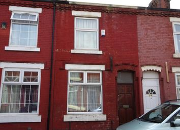 Thumbnail 2 bed terraced house to rent in Letchworth Street, Rusholme