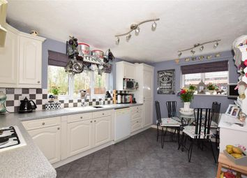 Thumbnail 4 bed detached house for sale in Whiffen Walk, Bradbourne Fields, East Malling, Kent
