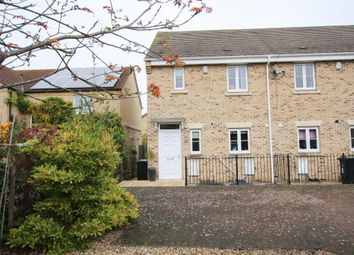 Thumbnail 3 bed semi-detached house for sale in Dunstan Street, Ely