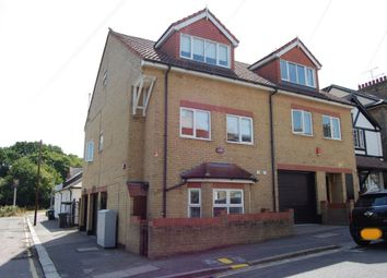 Thumbnail 4 bed town house for sale in Princes Road, Buckhurst Hill