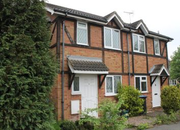 Thumbnail 2 bedroom terraced house to rent in Quincy Road, Egham, Surrey