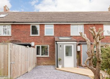 Thumbnail 3 bed terraced house for sale in Millfield, Folkestone, Kent