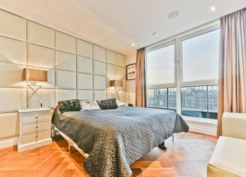 Thumbnail 2 bedroom flat for sale in Bridge Place, London