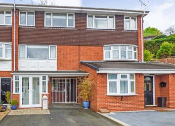 Thumbnail 4 bed terraced house for sale in Cann Hall Drive, Bridgnorth