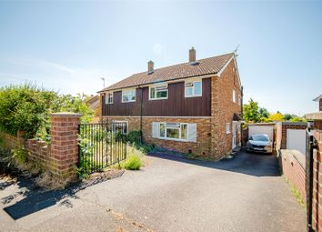 Thumbnail 3 bed semi-detached house for sale in Tudor Avenue, Maidstone, Kent