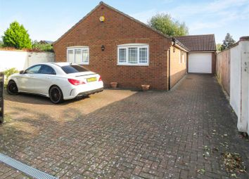 Thumbnail 3 bed detached bungalow for sale in Kings Lane, St. Neots
