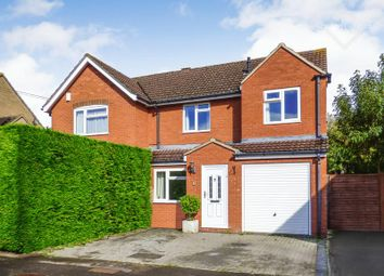 Thumbnail 3 bed semi-detached house for sale in Hanover Close, Trowbridge
