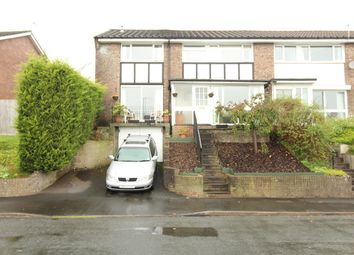 Thumbnail 5 bed semi-detached house for sale in Anthony Drive, Caerleon, Newport