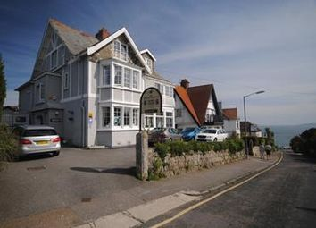 Thumbnail Hotel/guest house for sale in Westcott Guest House, Gyllyngvase Hill, Falmouth, Cornwall