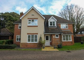 Thumbnail 5 bed detached house for sale in The Copse, Bushby, 9