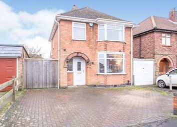 3 bed detached house for sale in Queensgate Drive, Birstall, Leicester, Leicestershire LE4
