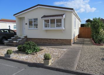 Thumbnail 2 bed mobile/park home for sale in The Fairway, Willowsbrook Park (Ref 6007), Lancing, West Sussex
