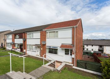 Thumbnail 2 bed end terrace house for sale in 14 Glenallan Way, Paisley