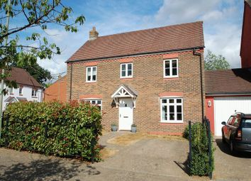Thumbnail 4 bed link-detached house for sale in Barentin Way, Petersfield
