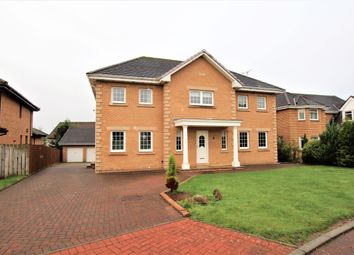 Thumbnail 5 bed detached house for sale in Braid Avenue, Dalziel Park, Motherwell