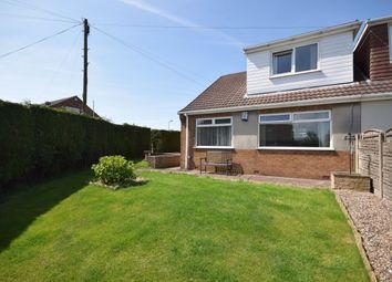 Thumbnail 3 bedroom semi-detached house for sale in Lawns Road, Kirkby-In-Ashfield, Nottingham