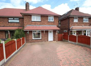 Thumbnail 3 bed semi-detached house for sale in Millstone Avenue, Talke, Stoke-On-Trent