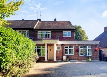 Thumbnail 4 bed semi-detached house for sale in Falmouth Avenue, Chingford, London.