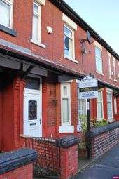 Thumbnail 3 bed terraced house for sale in Portville Road, Manchester