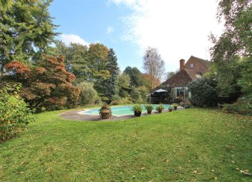 Thumbnail 3 bed semi-detached house for sale in Mill Lane, Byfleet, West Byfleet